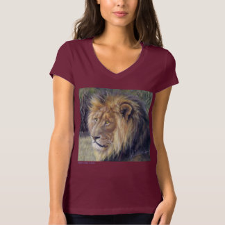 T-shirt featuring the King of Beasts