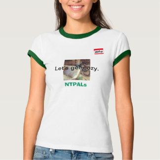 t-shirt for meetup group NTPALs