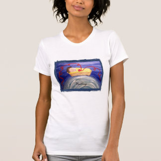 T-Shirt for Women - Waiting - Adoption Theme