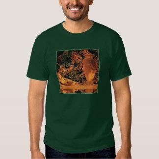 T-Shirt: Garden of Allah- Maxfield Parrish Tshirt