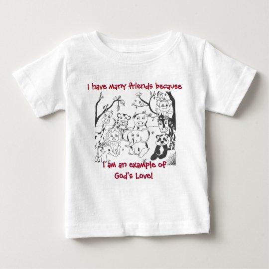 T-Shirt - God's Love
