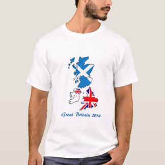 T Shirt Great Britain 2014