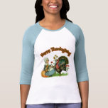 T-Shirt - Happy Thanksgiving
