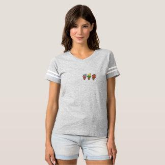 T-shirt Hoists Cream 4
