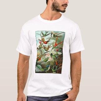 """T-Shirt: Hummingbirds (""""Trochilidae"""") by Haeckel T-Shirt"""