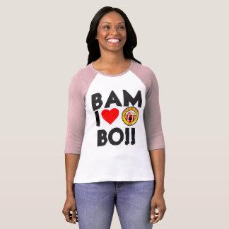 T-shirt I love BAMBO FC