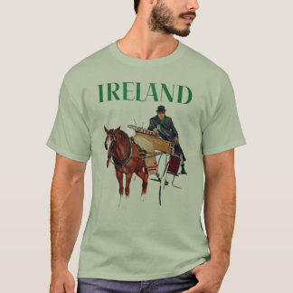 T-shirt Ireland Irish Saint Patrick Day