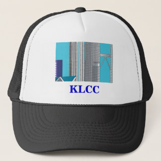 T-SHIRT-IZZ-3, KLCC TRUCKER HAT