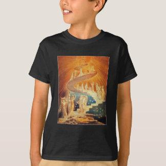 T-Shirt: Jacob's Ladder - William Blake T-Shirt