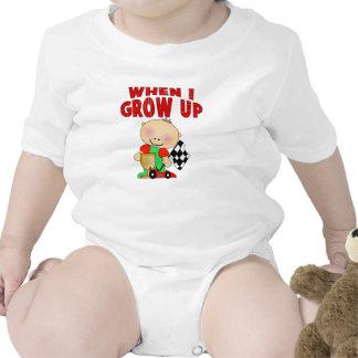 T-Shirt Kids Baby Boy Car Driver Bodysuit