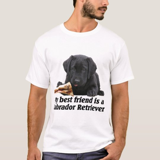 "T-shirt ""labrador retriever """