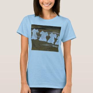 T-shirt Laundry Line Design Original Art