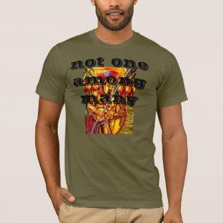t-shirt, leonidas, sparta, battle T-Shirt