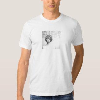 t-shirt les amours imaginaires II