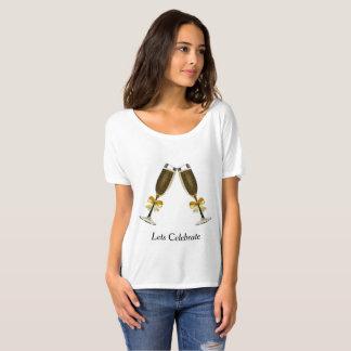 T-shirt - Lets Celebrate