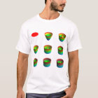 T-shirt, light, rotational invariants T-Shirt