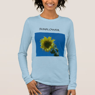 T-shirt (lng slv) - SUNFLOWER