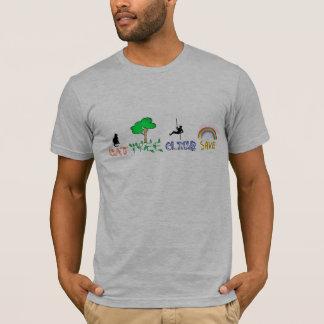 T-Shirt, Logos on front/back T-Shirt