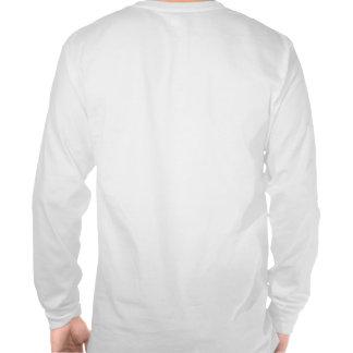 T-shirt long mango Branca Offshore