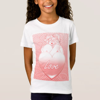 T-shirt Love's embrace