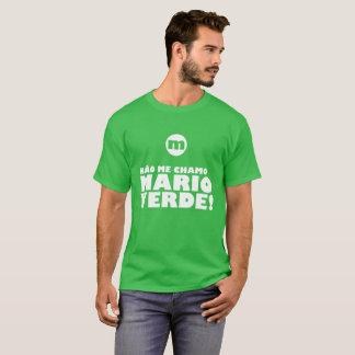 T-shirt masculine MARIO VERDE (Green)