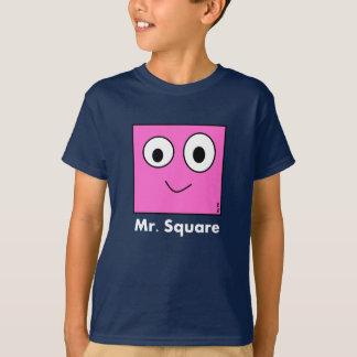 T-shirt Mr. Square I By Par3a