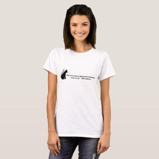 """T Shirt music and cats."""" -Albert Schweitzer"""