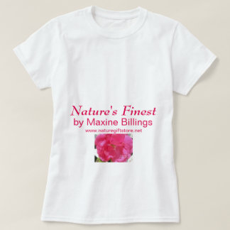 T-SHIRT (Nature's Finest by Maxine Billings)