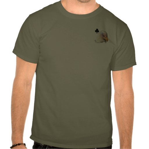T-shirt of 1st BCT/327th Infantry Regiment - M1