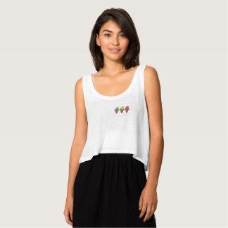 T-shirt of braces Hoists Cream 3