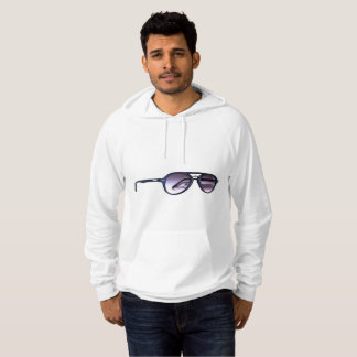 T-shirt of long sleeve for man glasses