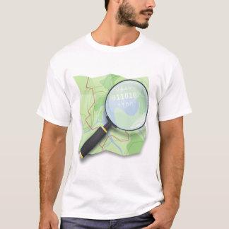 T-shirt of OpenStreetMap