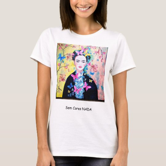 T-shirt of the Frida Khalo