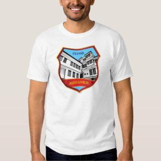 T-Shirt, Ohrid, Macedonia Tshirts