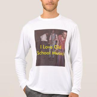 T-Shirt, Old School T-Shirt