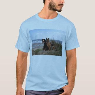 T-shirt on the beach