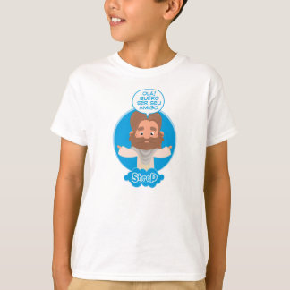 T-shirt p boys - Jesus - I want To be Its Friend