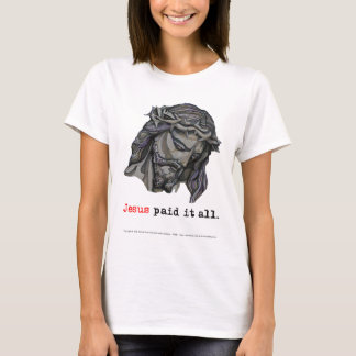 T-shirt Paid It All (Saviour 2)