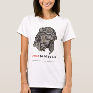 T-shirt Paid It All (Saviour 3)