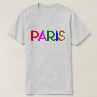 "T-shirt ""Paris """