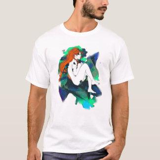 T-shirt quiet Mermaid