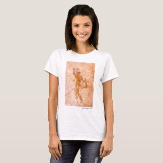 T-Shirt - Roman Fresco, Ancient Pompeii, Italy