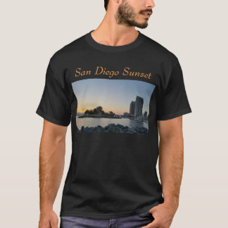 T-Shirt - San Diego Sunset