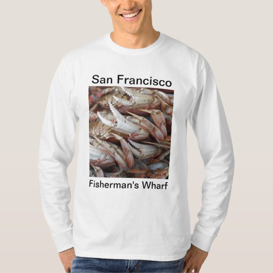 T-Shirt, San Francisco, F Wharf T-Shirt