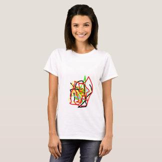 T-Shirt -Scribble Fun