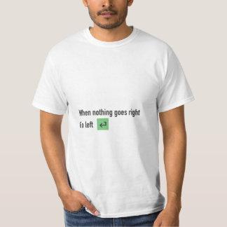 T-shirt Sentence
