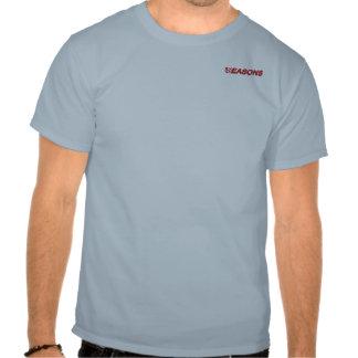 T-shirt senza maniche di Strip Seasons
