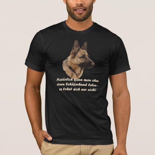 """T-shirt """"shepherd dog """""""