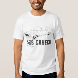 T-shirt - Six Caneco