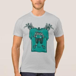 T-Shirt Skull Machine T-Shirt